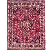 Link to 292cm x 375cm Mashad Persian Rug