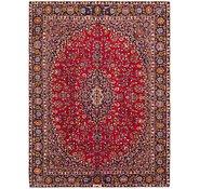 Link to 9' 3 x 12' 6 Mashad Persian Rug