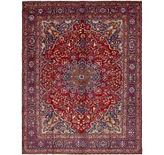 Link to 9' 7 x 12' 5 Mashad Persian Rug