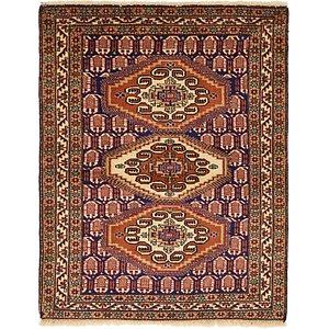 3' 8 x 4' 8 Yalameh Persian Rug