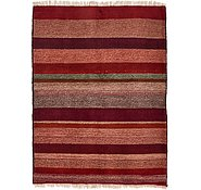 Link to 3' 6 x 4' 8 Shiraz-Gabbeh Persian Rug