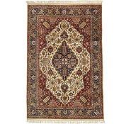 Link to 6' 7 x 10' Tabriz Oriental Rug