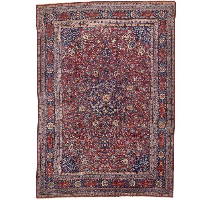 9' 6 x 13' 5 Sarough Persian Rug