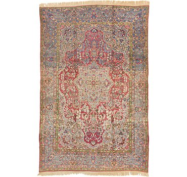 239x366 Sarough Rug