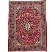 Link to 9' 7 x 12' 8 Kashan Persian Rug