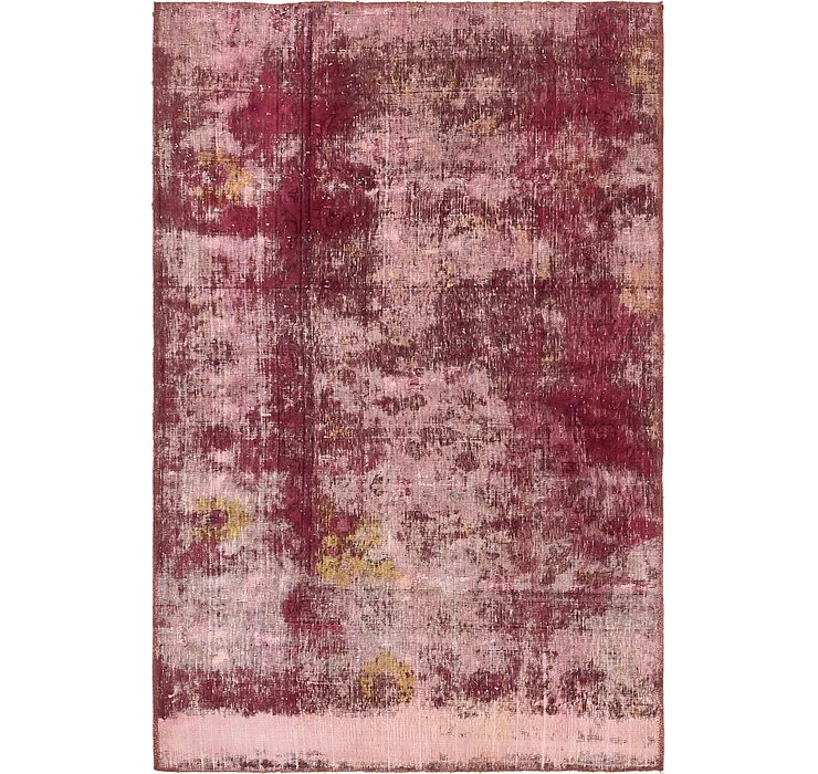 3' 8 x 5' 10 Ultra Vintage Persian Rug