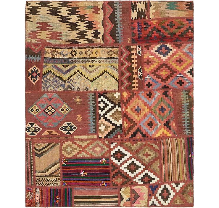 5' 3 x 6' 7 Ultra Vintage Persian Rug