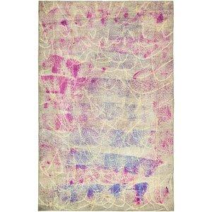 Unique Loom 5' 10 x 9' 4 Ultra Vintage Persian Rug