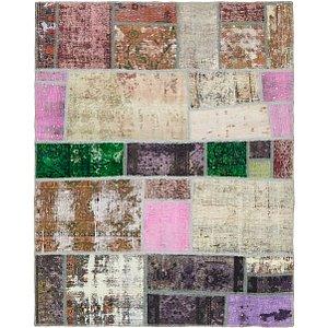 5' 3 x 6' 8 Ultra Vintage Persian Rug
