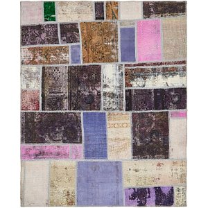 Unique Loom 5' 6 x 6' 10 Ultra Vintage Persian Rug