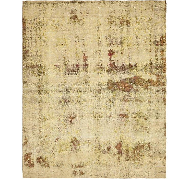 9' 3 x 11' 5 Ultra Vintage Persian Rug