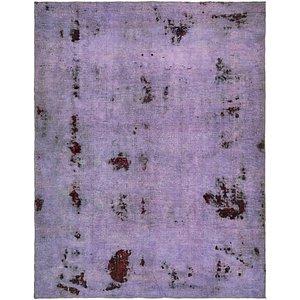 6' 8 x 8' 7 Ultra Vintage Persian Rug