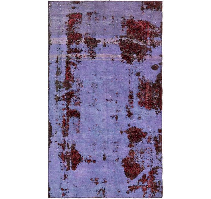 4' 8 x 8' 4 Ultra Vintage Persian Rug
