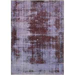 Unique Loom 6' 10 x 9' 8 Ultra Vintage Persian Rug