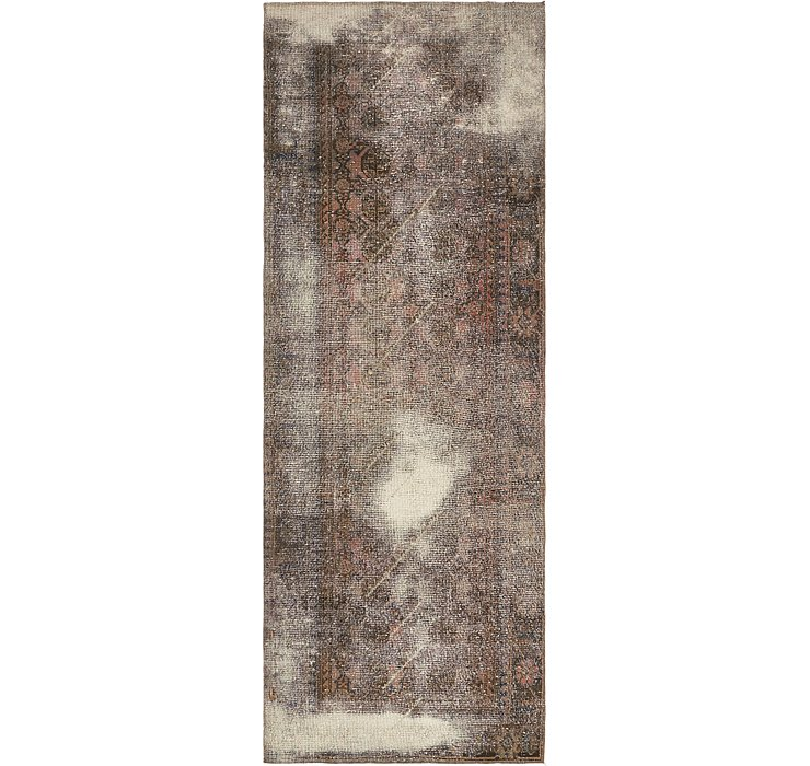 4' x 11' Ultra Vintage Persian R...