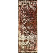 Link to 3' 3 x 9' 9 Ultra Vintage Persian Runner Rug