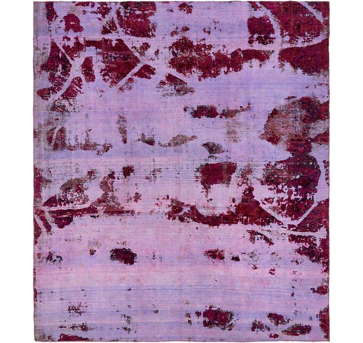 9' x 10' 8 Ultra Vintage Persian Rug