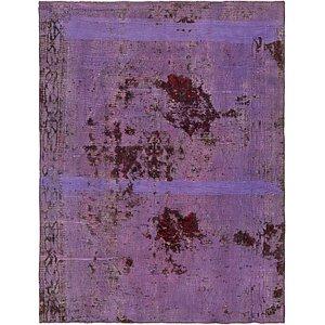 Unique Loom 6' 4 x 8' 2 Ultra Vintage Persian Rug