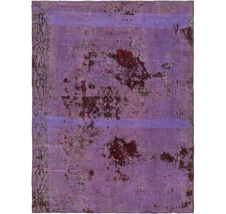 6' 4 x 8' 2 Ultra Vintage Persian Rug