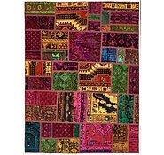 Link to 175cm x 225cm Ultra Vintage Oriental Rug
