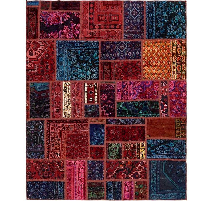 183cm x 235cm Ultra Vintage Persian Rug