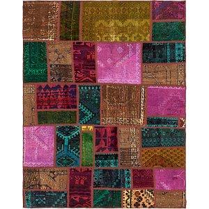 5' 9 x 7' 6 Ultra Vintage Persian Rug