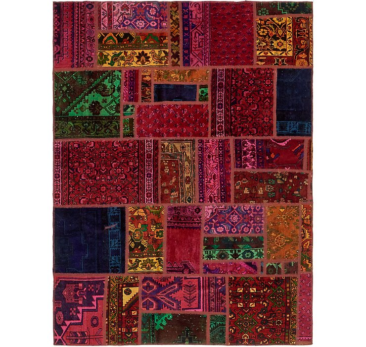 170cm x 235cm Ultra Vintage Persian Rug