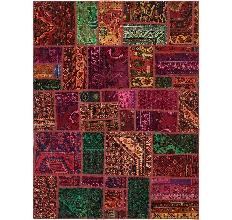175cm x 235cm Ultra Vintage Persian Rug