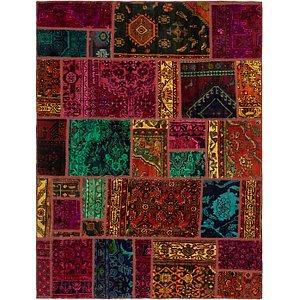 5' 9 x 7' 7 Ultra Vintage Persian Rug