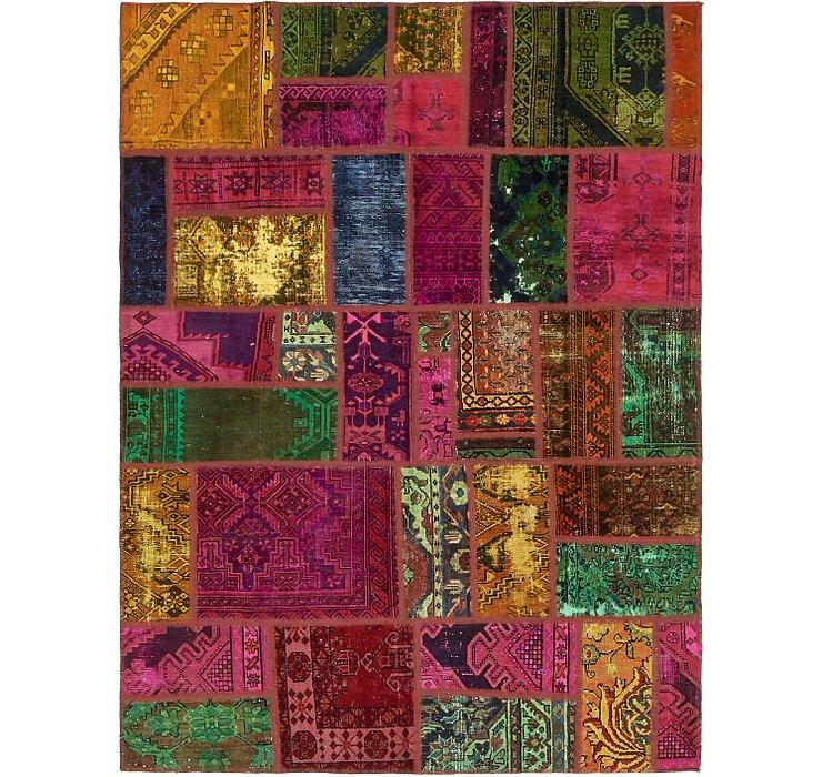 178cm x 240cm Ultra Vintage Persian Rug