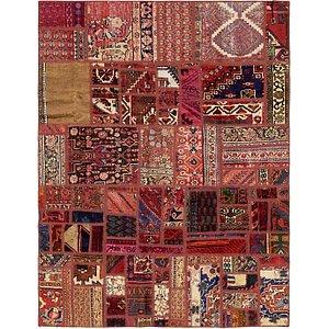 Unique Loom 5' 9 x 7' 7 Ultra Vintage Persian Rug