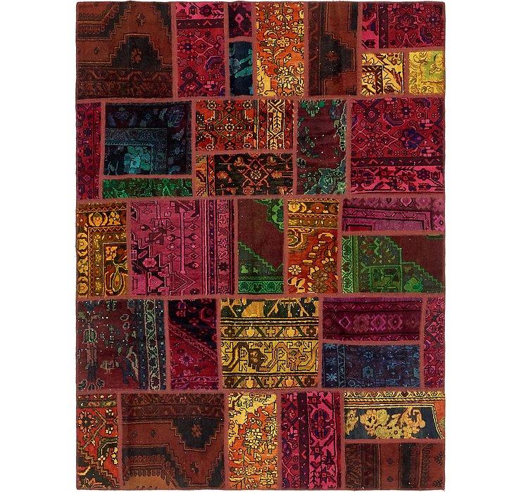 5' 8 x 7' 7 Ultra Vintage Persian Rug