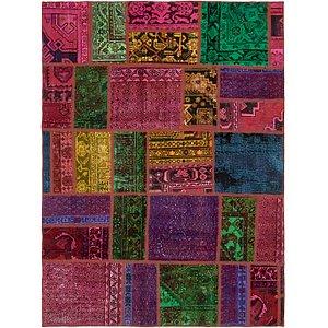 Unique Loom 5' 7 x 7' 6 Ultra Vintage Persian Rug