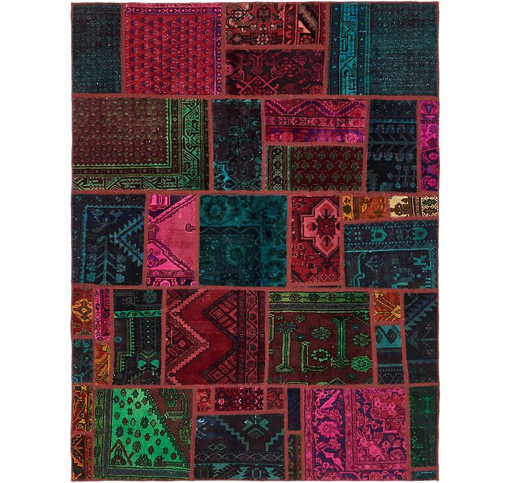 5' 9 x 7' 8 Ultra Vintage Persian Rug