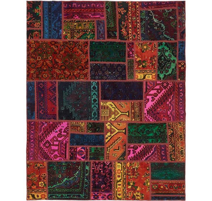 6' x 7' 7 Ultra Vintage Persian Rug
