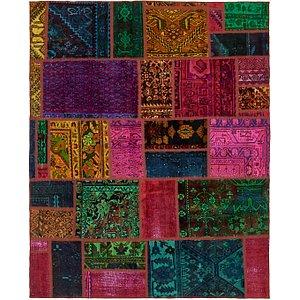 Unique Loom 6' x 7' 6 Ultra Vintage Persian Rug