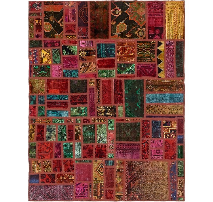 5' 10 x 7' 7 Ultra Vintage Persian Rug