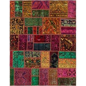 6' x 7' 10 Ultra Vintage Persian Rug
