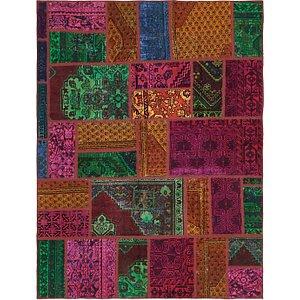 Unique Loom 5' 10 x 7' 7 Ultra Vintage Persian Rug