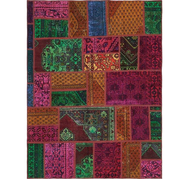 178cm x 230cm Ultra Vintage Persian Rug