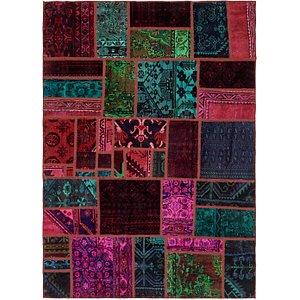 Unique Loom 5' 5 x 7' 8 Ultra Vintage Persian Rug
