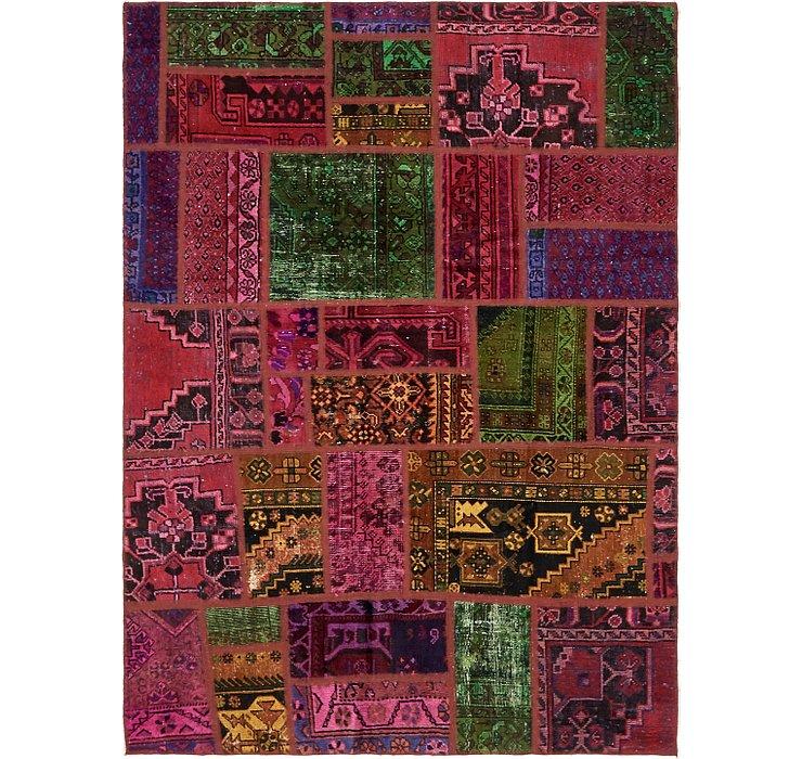 5' 6 x 7' 4 Ultra Vintage Persian Rug