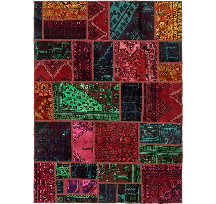 5' 6 x 7' 6 Ultra Vintage Persian Rug