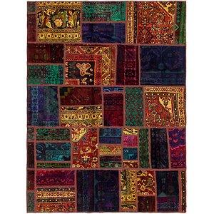 5' 8 x 7' 8 Ultra Vintage Persian Rug