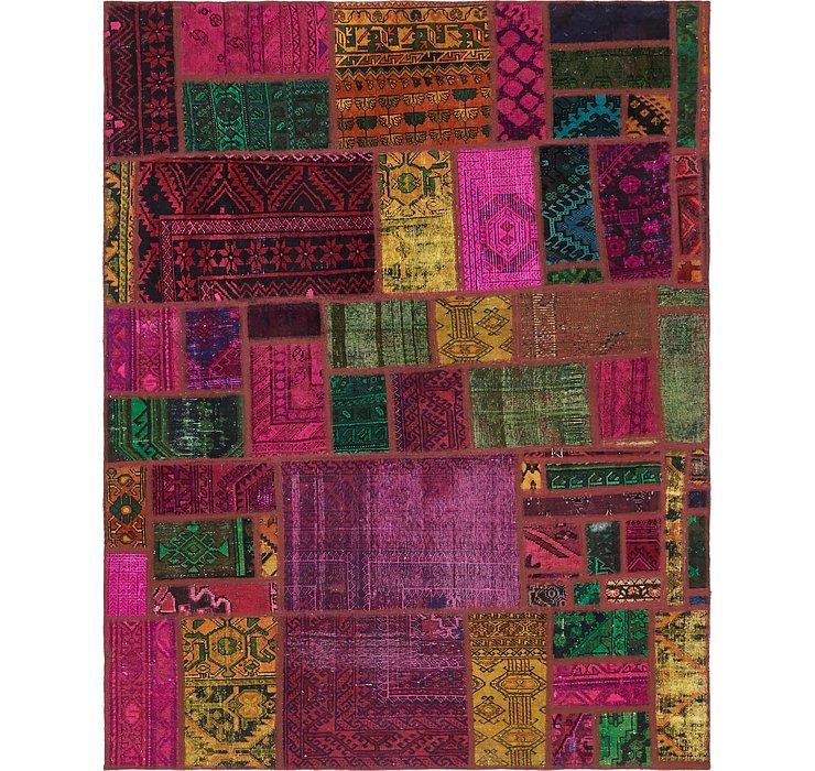 6' 2 x 7' 10 Ultra Vintage Persian Rug