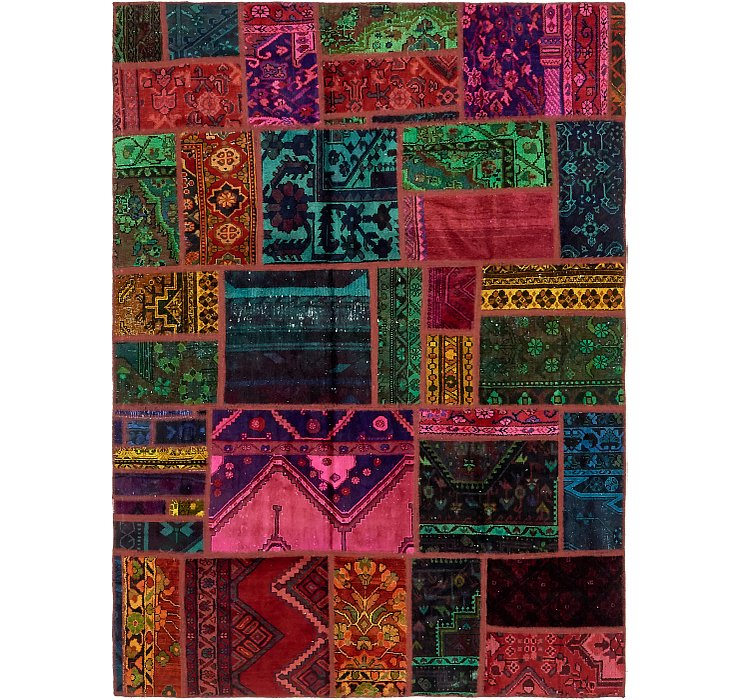 170cm x 230cm Ultra Vintage Persian Rug