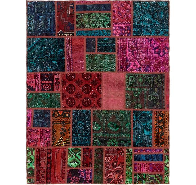 5' 9 x 7' 5 Ultra Vintage Persian Rug