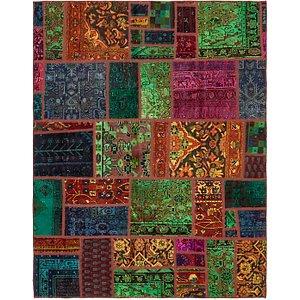 Unique Loom 6' x 7' 7 Ultra Vintage Persian Rug