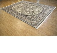 Link to 10' 3 x 13' 11 Nain Persian Rug
