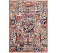 Link to 9' 5 x 13' 5 Kashmar Persian Rug